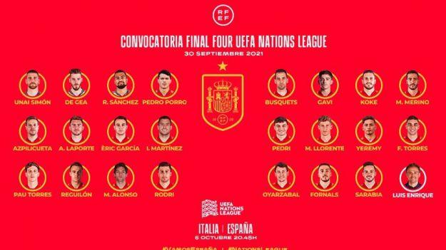 Luis Enrique sobre la UEFA Nations League: 'Estar en esta competición es un premio que nos hemos ganado'