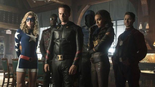 HBO: DC's Legends of Tomorrow (Temporada 7)