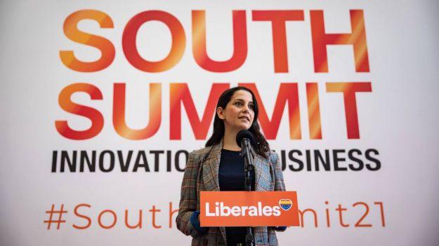 Arrimadas en South Summit: