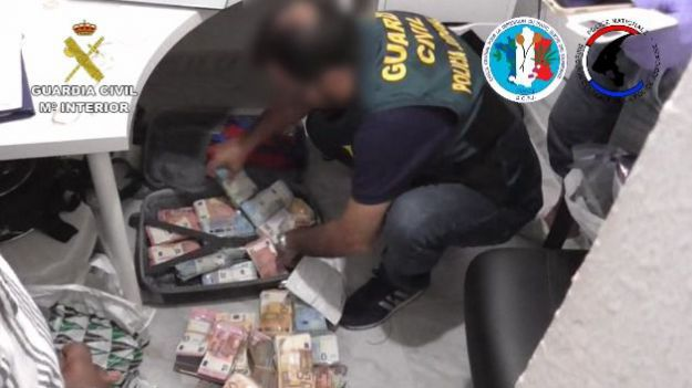 Se dedicaban a la venta y distribución de grandes cantidades de droga en Málaga