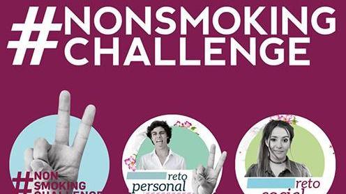 Sois la generación de los retos, la que puede acabar con el tabaco