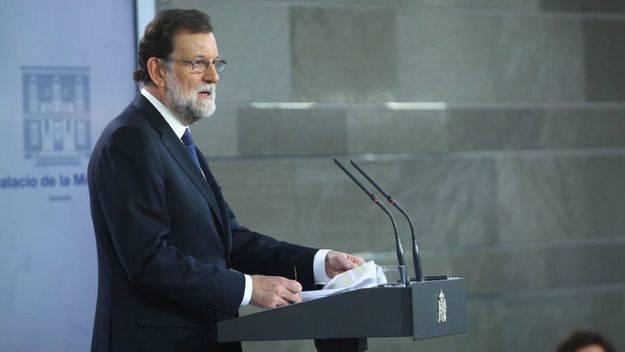 ¿Cuáles son las medidas de Rajoy para aplicar el artículo 155?