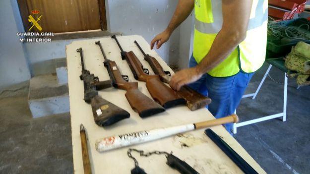 Acumulan más de 100 robos en viviendas, comercios y explotaciones agrícolas