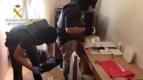 Desarticulada una organización criminal dedicada a la distribución ilegal de drogas a nivel internacional