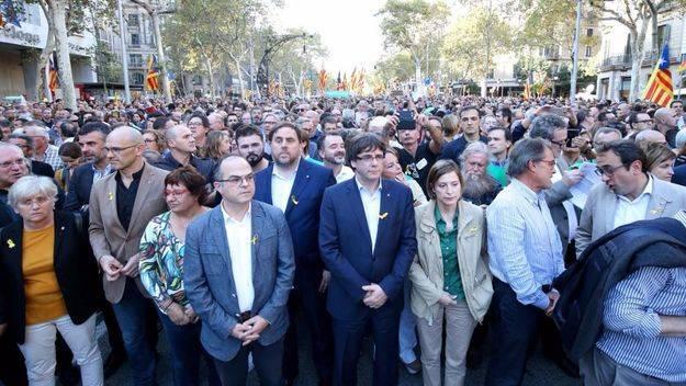 Puigdemont no irá al Senado