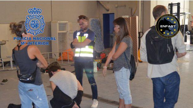Un fugitivo polaco buscado por homicidio en su país es detenido en Tarragona