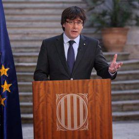 Puigdemont y Forcadell se enfrentan a cargos por rebelión, sedición y malversación