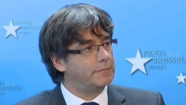 La Audiencia Nacional cita a Puigdemont y a su Govern para los días 2 y 3 de noviembre
