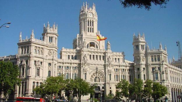El Ayuntamiento de Madrid intervenido