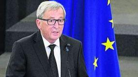 Juncker rechaza cualquier forma de separatismo