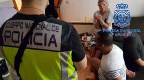 Se dedicaban a la explotación sexual de mujeres en Madrid