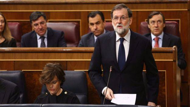 Cataluña sigue centrando la actualidad política de España