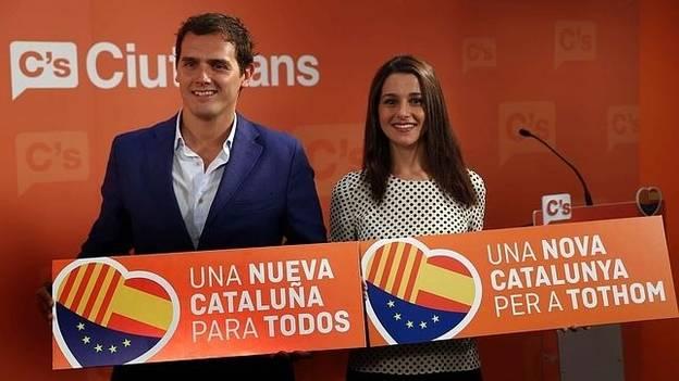 El electorado premia a Ciudadanos por su papel en la crisis catalana