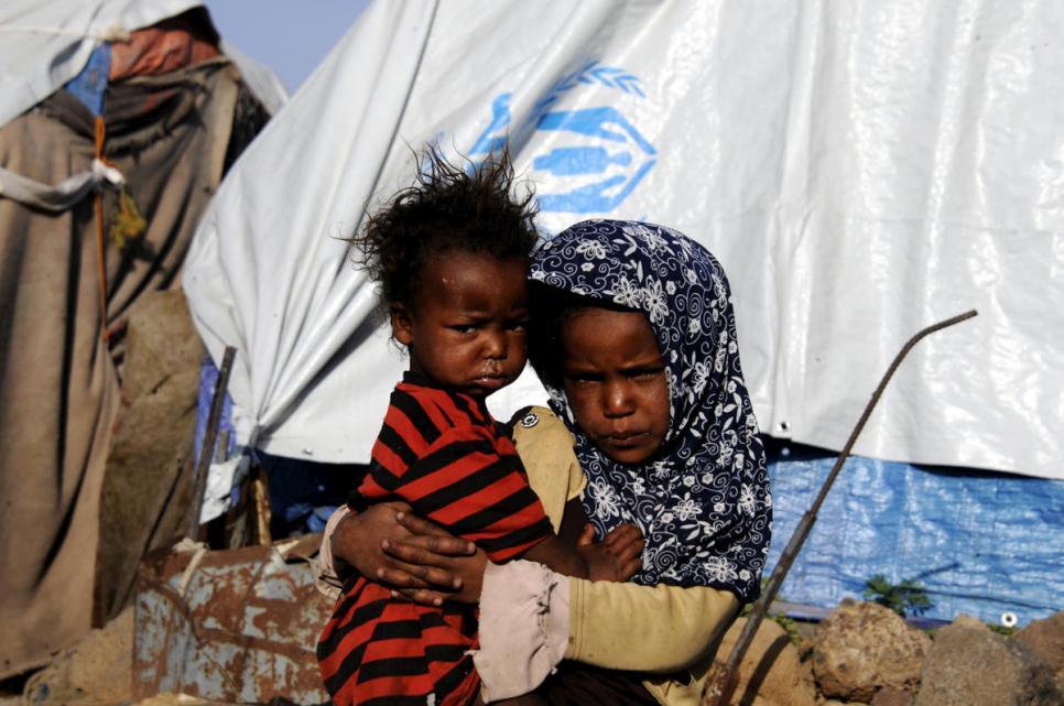 Angelina Jolie pide un alto el fuego estable en Yemen