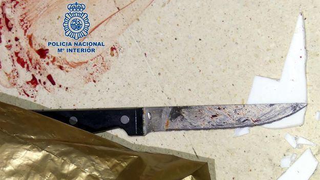 Dos detenidos por apuñalar a otro en el Casco Histórico de Zaragoza