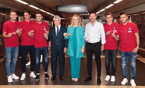 El Atlético de Madrid, justo vencedor de la UEFA Europa League