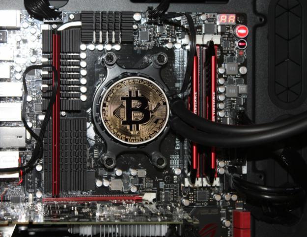 El problema de las granjas de bitcoin