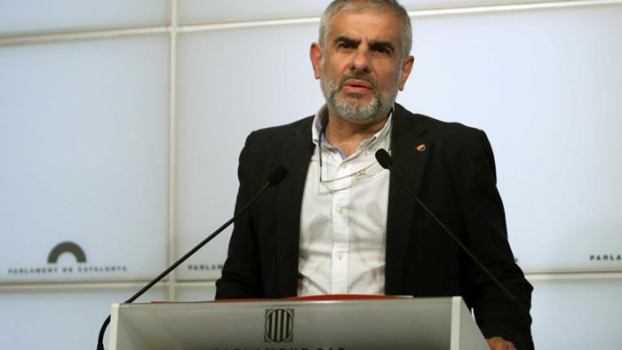 """Carrizosa: """"Ciudadanos será la voz del constitucionalismo en Cataluña"""""""