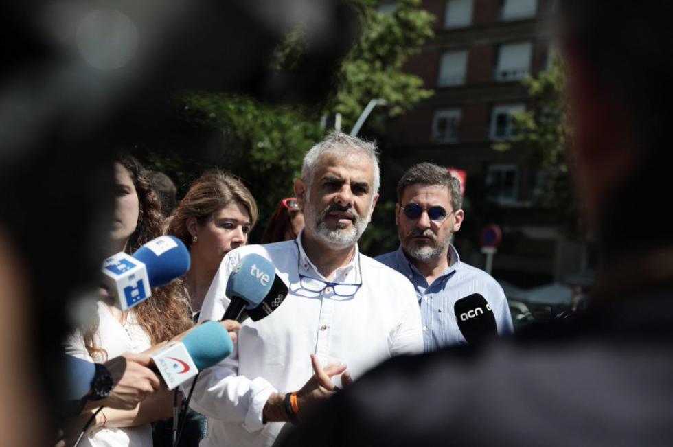 """Carrizosa: """"El PSOE ha pactado con separatistas en Cataluña y con nacionalistas en el resto de España"""""""