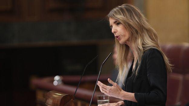 Interpelación de Cayetana Álvarez de Toledo al vicepresidente segundo del Gobierno