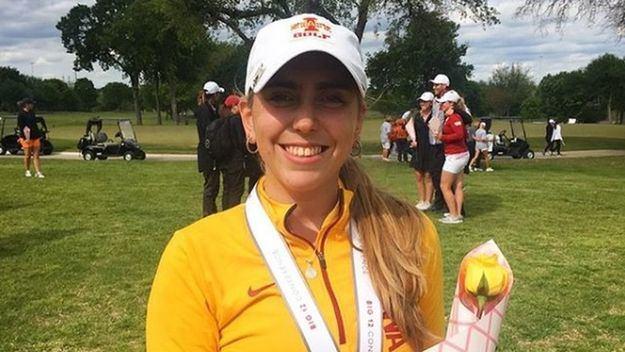 Asesinada la promesa del golf español Celia Barquín