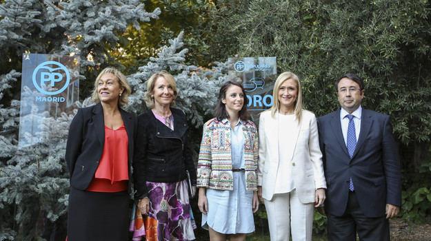 Aguirre y Cifuentes, imputadas por corrupción