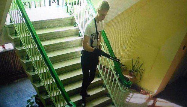 Un estudiante provoca el caos en un instituto de Crimea y deja 20 muertos