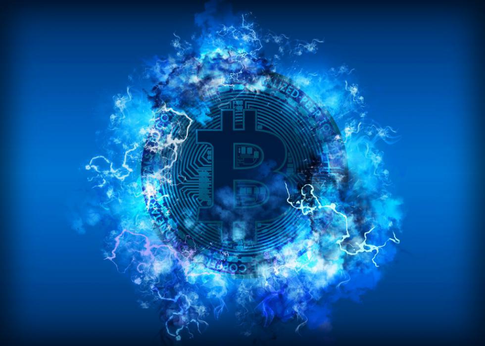 La minería de bitcoin, ¿más ecológica que la del oro?