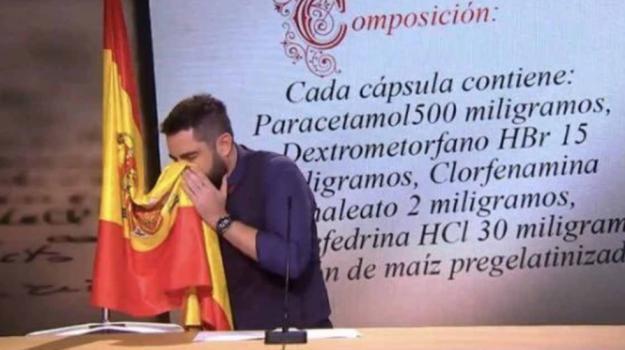 Las marcas huyen de la polémica de Dani Mateo y 'El Intermedio'