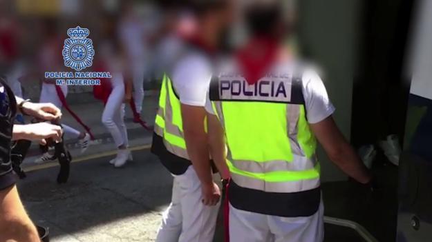 Detenido un agresor sexual buscado por las autoridades alemanas