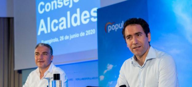 García Egea exige al vicepresidente que dé la cara y ofrezca explicaciones