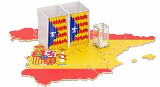 Las elecciones del 21-D podrían reforzar el independentismo en Cataluña