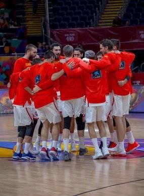 #Eurobasket2017: España cae ante Eslovenia