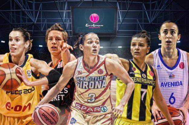 Las españolas dominan los registros históricos de asistencias en la Euroliga Femenina