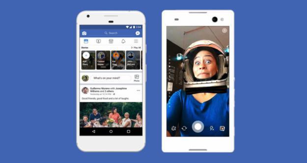 Facebook prueba con la publicidad en sus stories