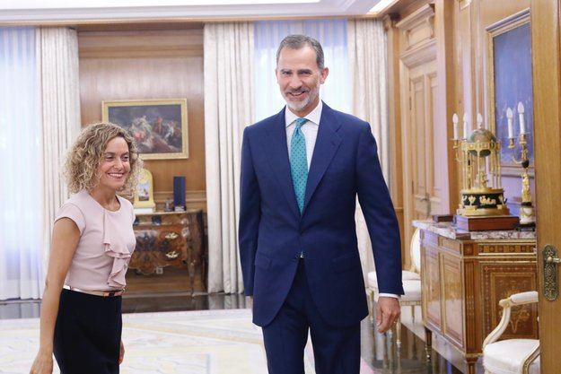 El Rey presiona a Iglesias y a Sánchez para llegar a un acuerdo antes de la nueva ronda de consultas