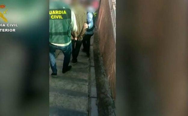 La Guardia Civil detiene al autor de varias agresiones sexuales en la localidad madrileña de Tres Cantos