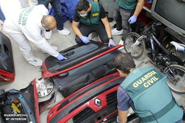 Detenidos por la detención ilegal y asesinato de un vecino de Getxo (Bizkaia)