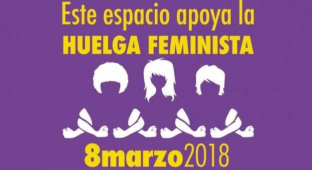 Convocatorias 8 de marzo 2018: Día Internacional de las Mujeres #HuelgaFeminista