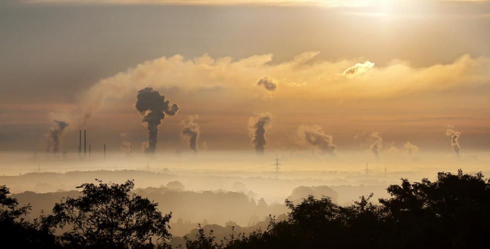 Las emisiones de CO2 disminuyen en España un 2,2% en 2018 con respecto al año anterior