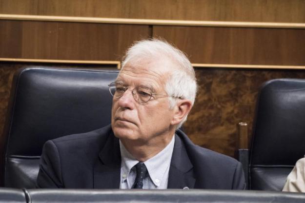 Borrell no se sentará en el próximo Parlamento Europeo