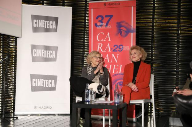 """Marisa Paredes, premio """"Puente de Toledo"""""""