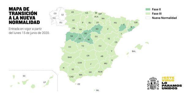 Galicia estrenará la 'nueva normalidad' el próximo lunes