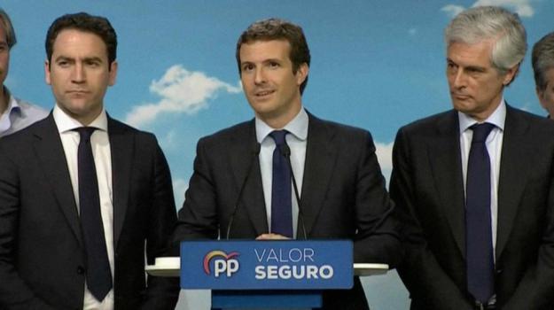 Más de 3,7 millones de votantes huyen del PP de Casado