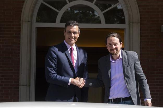 """Iglesias insta a Sánchez a """"terminar ya el periodo de excusas"""""""