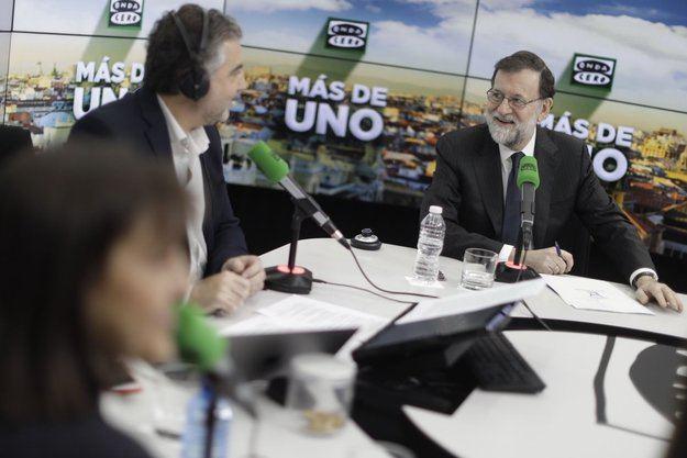 Rajoy aclara que volverá a ser candidato y evita hablar de la igualdad salarial