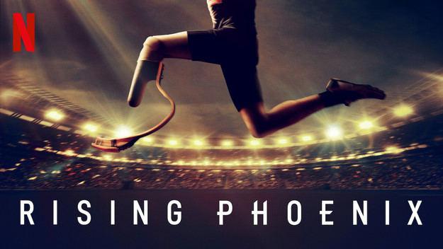 Netflix presenta 'Rising Phoenix', dedicado a los Paralímpicos