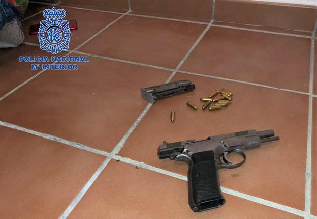La Policía detiene a un sicario de Ceuta huido de la justicia