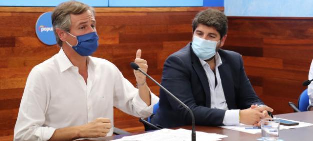 González Terol: 'La expropiación de los ahorros de los ayuntamientos es la puntilla en el balance negro del Gobierno'