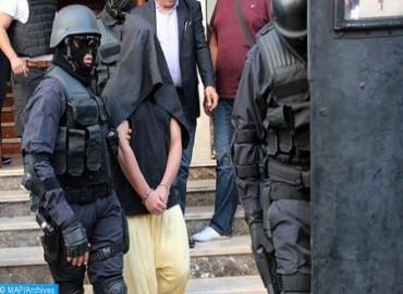 Marruecos desmantela una célula terrorista de 13 personas